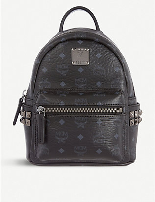 MCM: Stark classic mini backpack