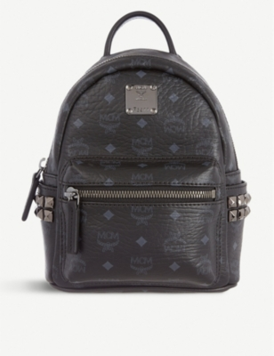 MCM Stark classic mini backpack