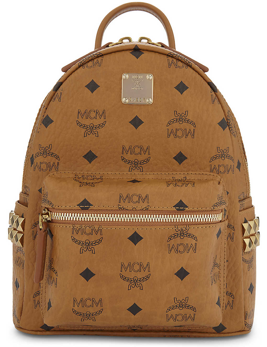 4e035873bb105f Bebe Boo x-mini backpack - Cognac ...