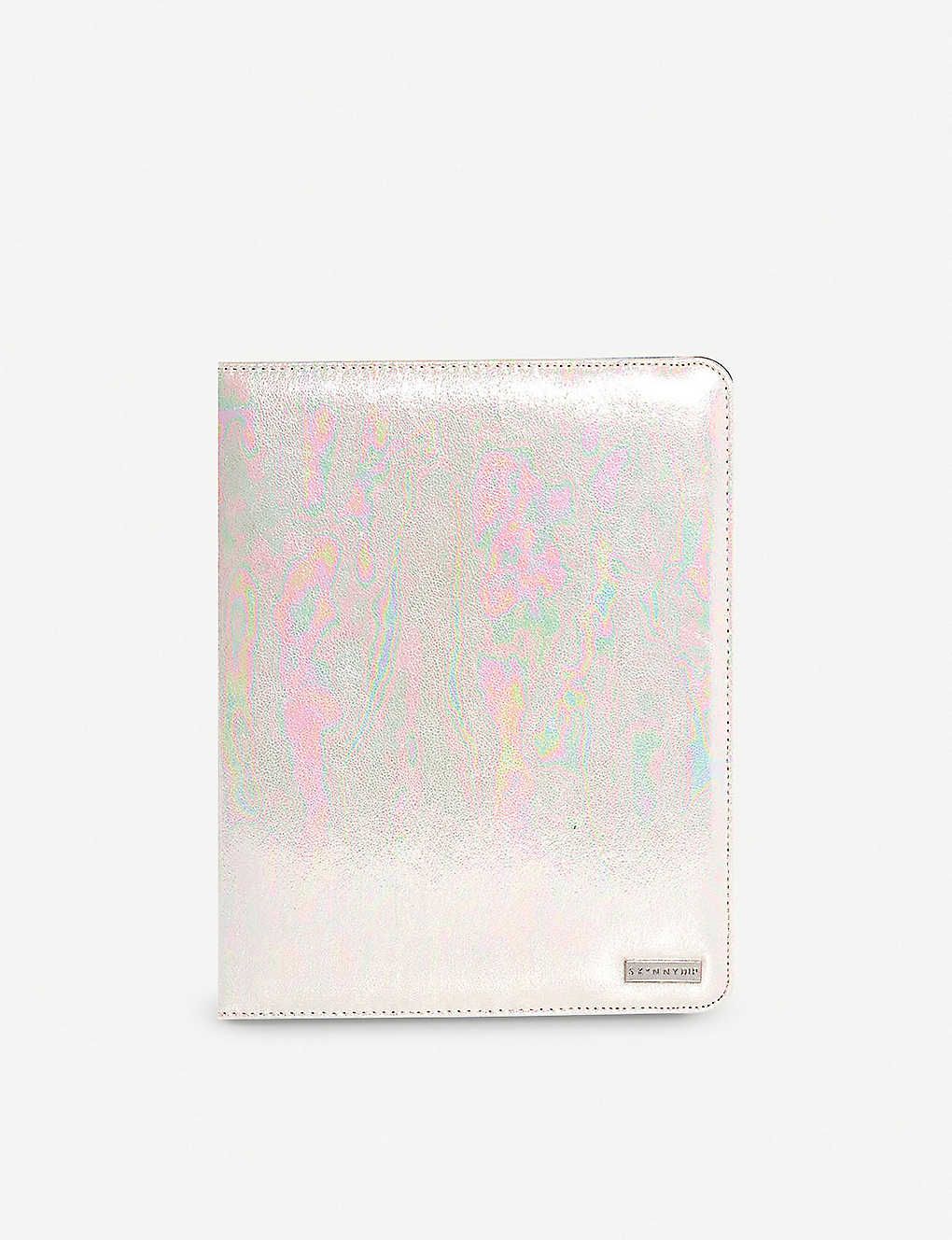 half off f4d12 e5a48 SKINNYDIP - Pearlescent iPad Mini case | Selfridges.com