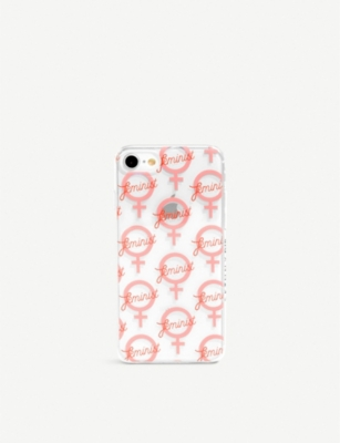 SKINNYDIP Feminist iPhone case iPhone 6 6S 7 8