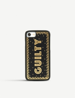 SKINNYDIP Guilty iPhone case iPhone 6 6S 7 8