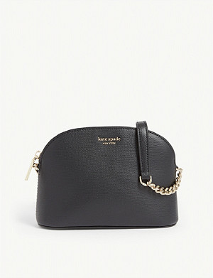 KATE SPADE NEW YORK Sylvia dome leather cross-body bag
