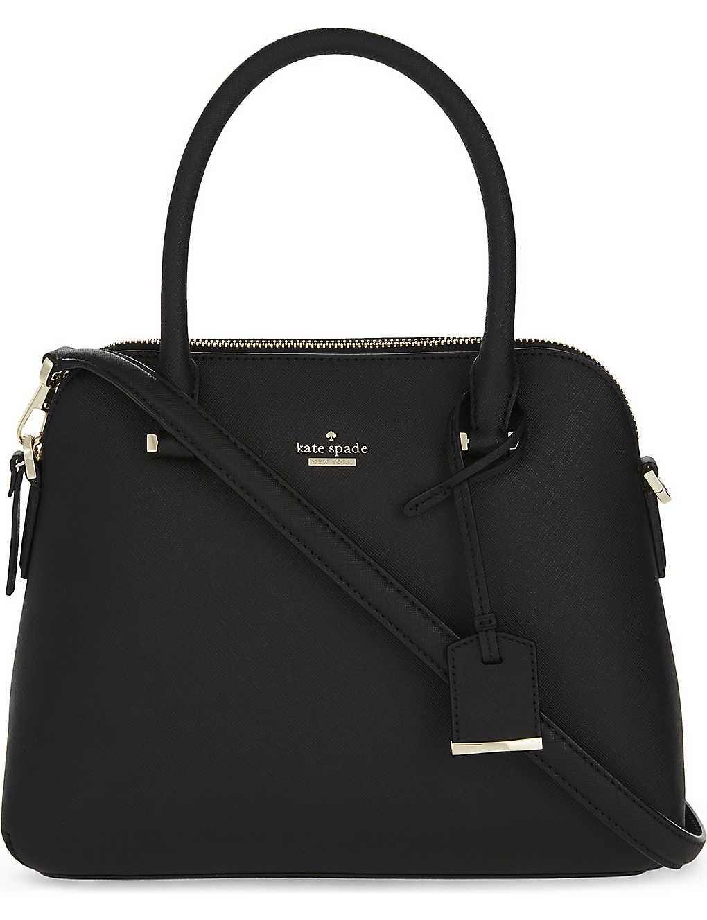 c24b71035bb KATE SPADE NEW YORK - Cameron Street Maise leather shoulder bag ...