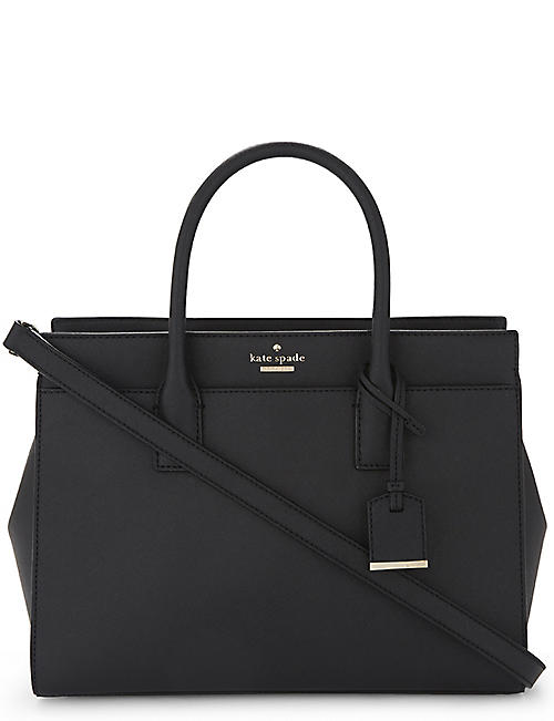 2bc2f67420e KATE SPADE NEW YORK Cameron Street Candace leather satchel