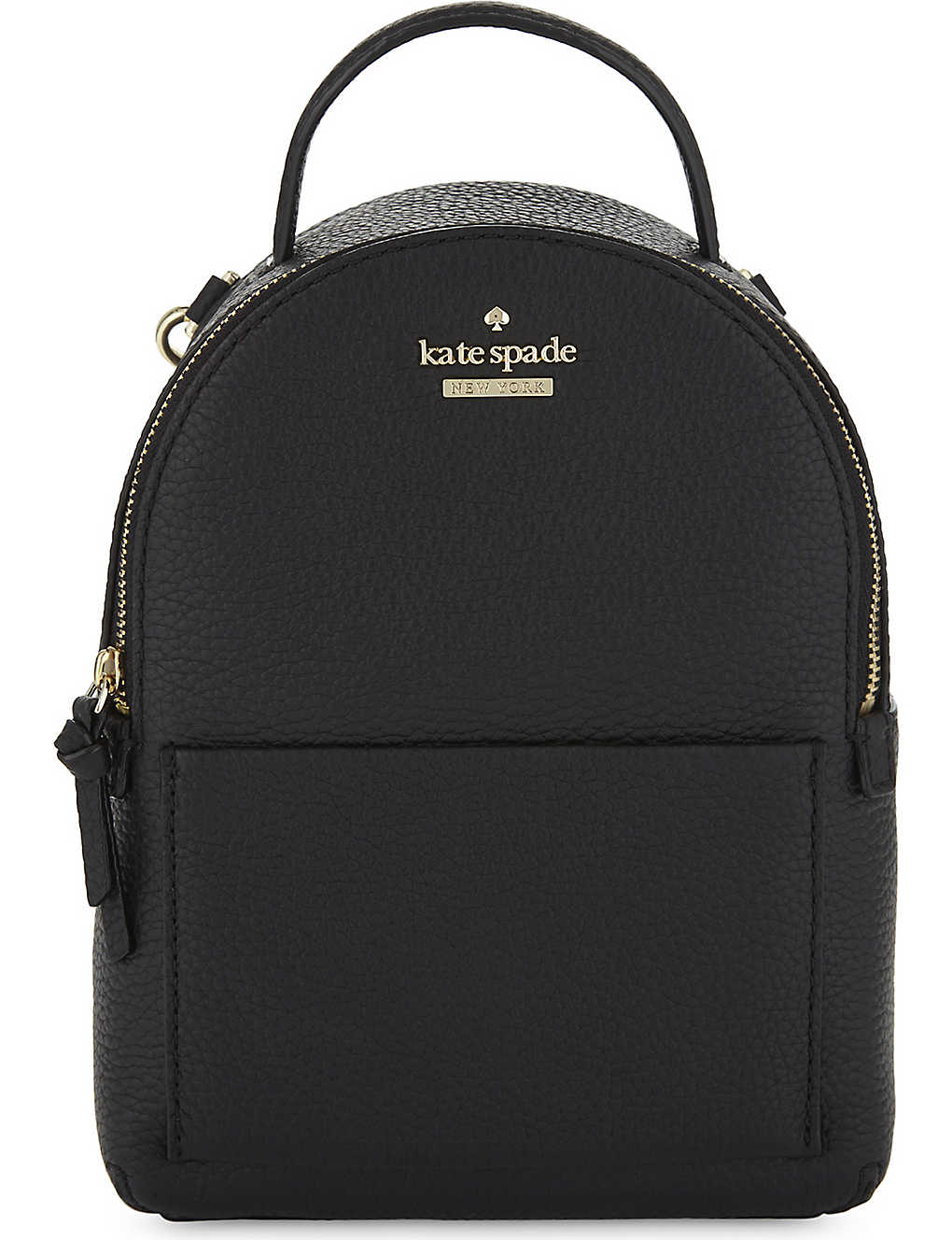 d42aa191b KATE SPADE NEW YORK - Jackson Street Merry mini leather backpack ...
