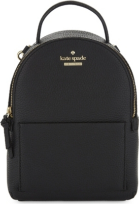 002fbba9f1150 KATE SPADE NEW YORK - Jackson Street Merry mini leather backpack ...