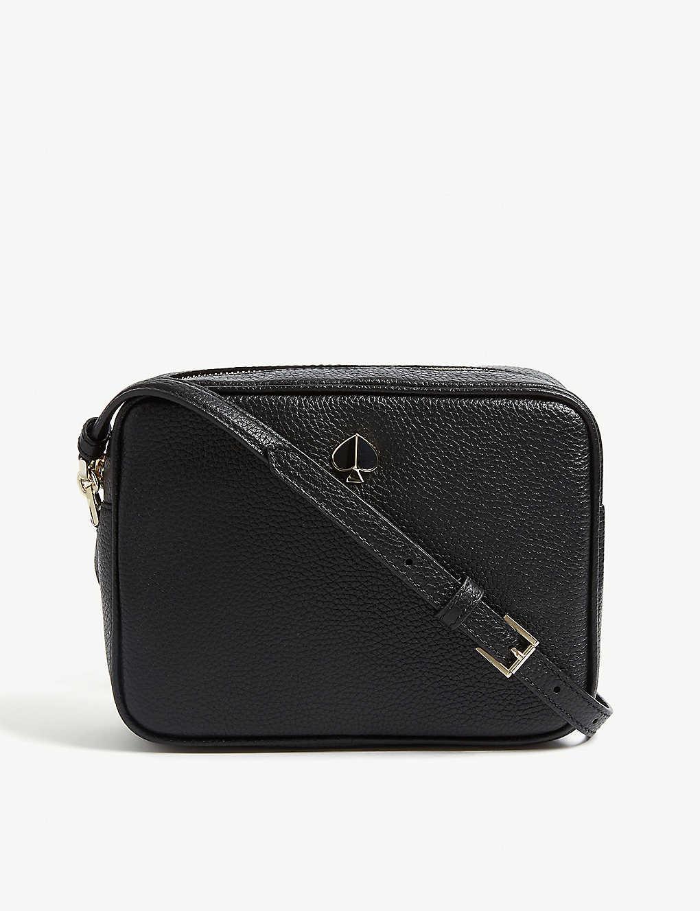 Kate Spade New York Polly Medium Leather Camera Cross Body Bag Selfridges Com