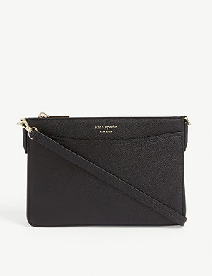 KATE SPADE NEW YORK Margaux leather cross-body bag