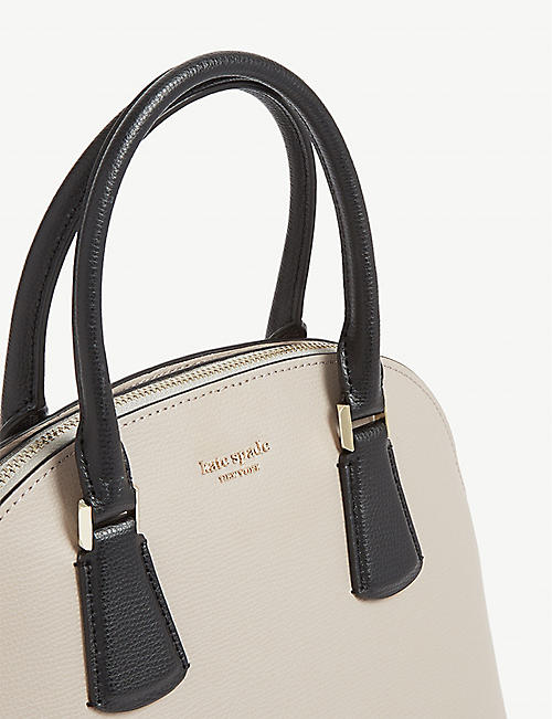 KATE SPADE NEW YORK Sylvia large leather satchel