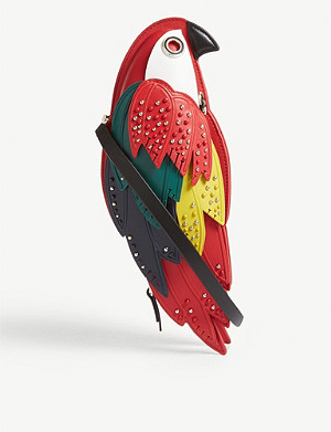 KATE SPADE NEW YORK Parrot crossbody bag