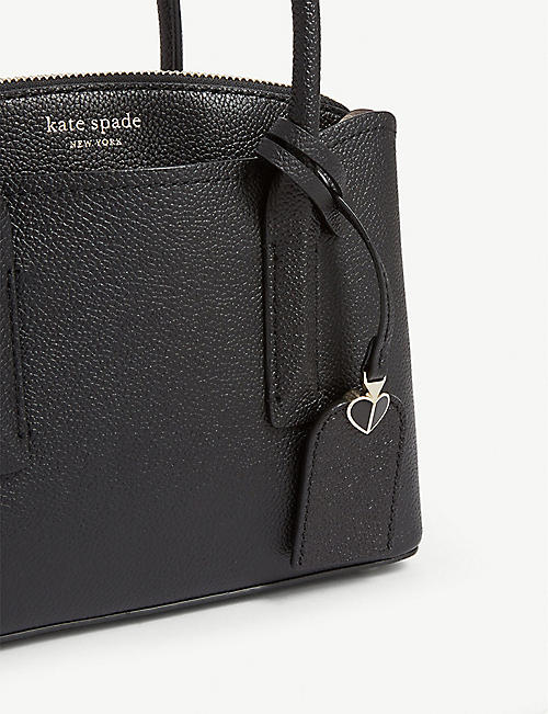 KATE SPADE NEW YORK Margaux mini leather satchel bag