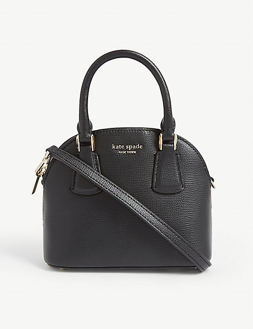 KATE SPADE NEW YORK Sylvia mini leather satchel