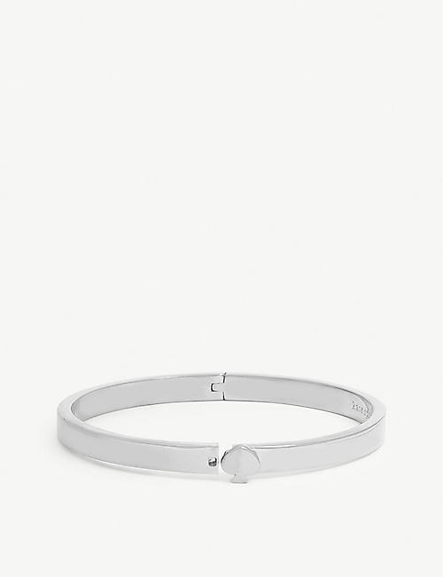 KATE SPADE NEW YORK Heritage Spade button bangle
