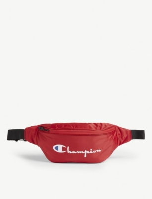 CHAMPION Logo nylon belt bag