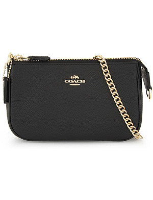COACH Nolita Leather clutch