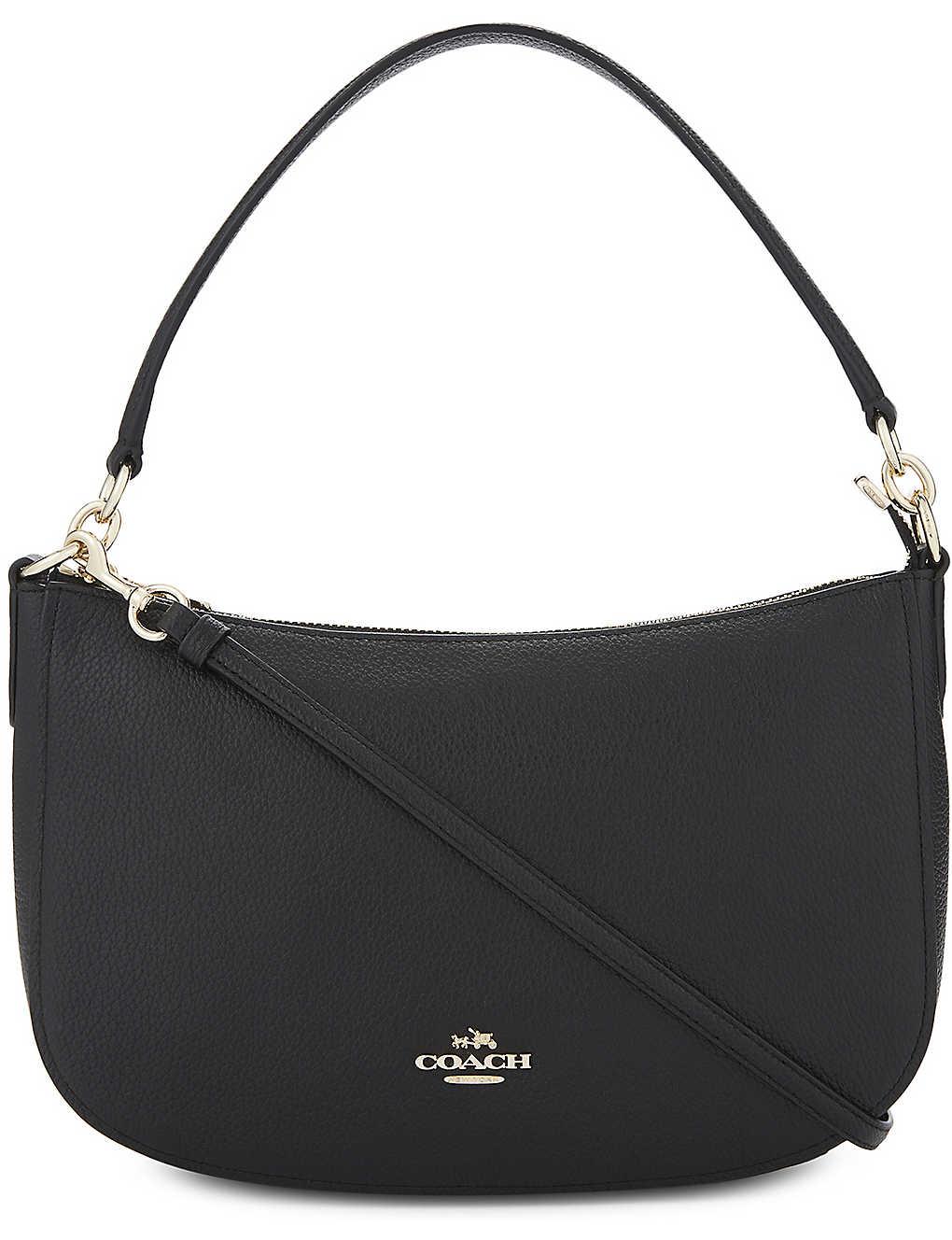 f4bfd42a4a7 COACH - Chelsea leather cross-body bag | Selfridges.com