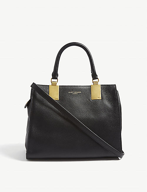 076726e94d KURT GEIGER LONDON Emma small leather tote