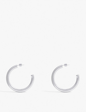 ASTRID & MIYU Large hoop earrings