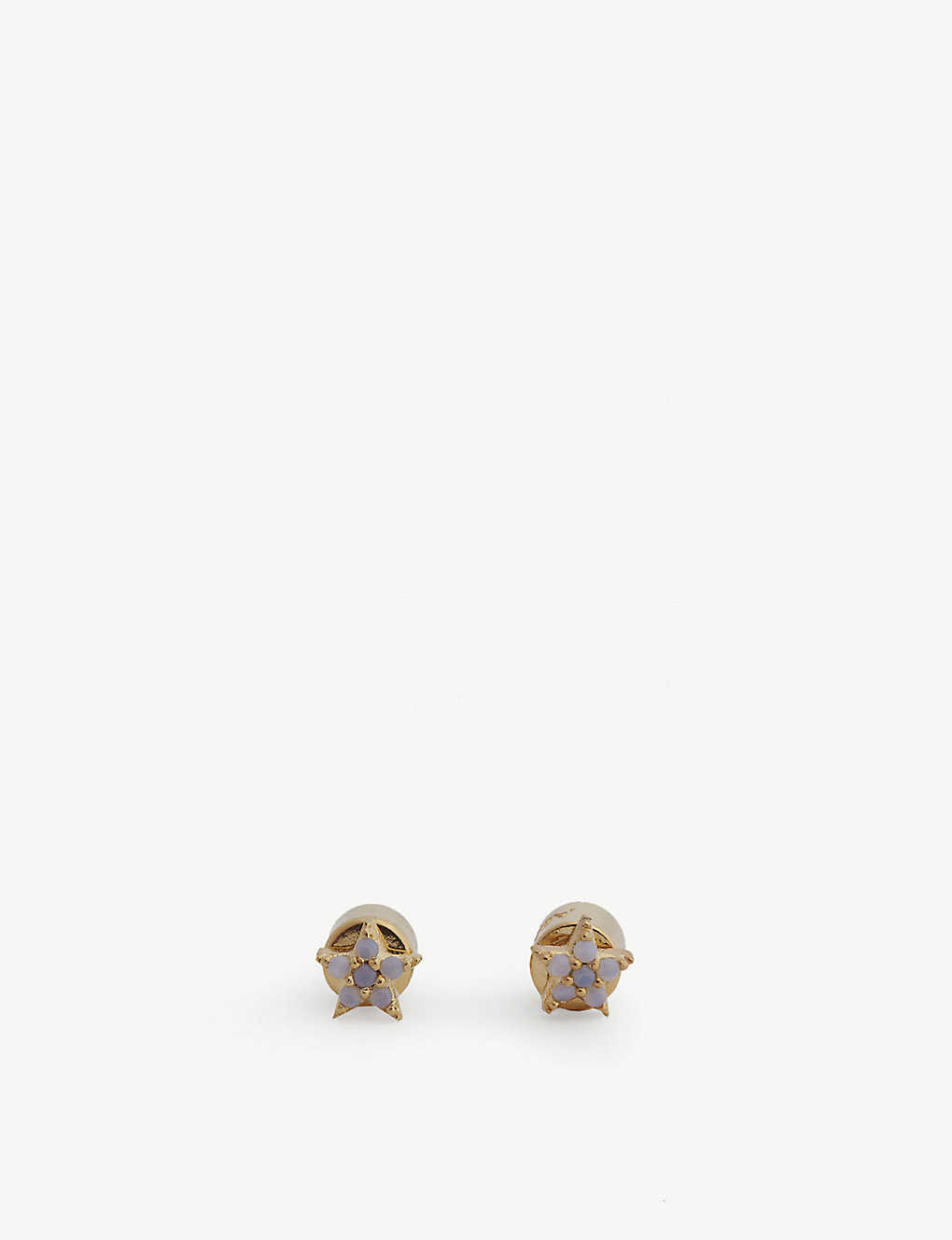 ASTRID & MIYU: Mystic Star stud earrings