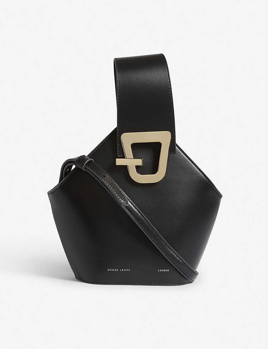 3043623de DANSE LENTE - Johnny mini leather bucket bag   Selfridges.com