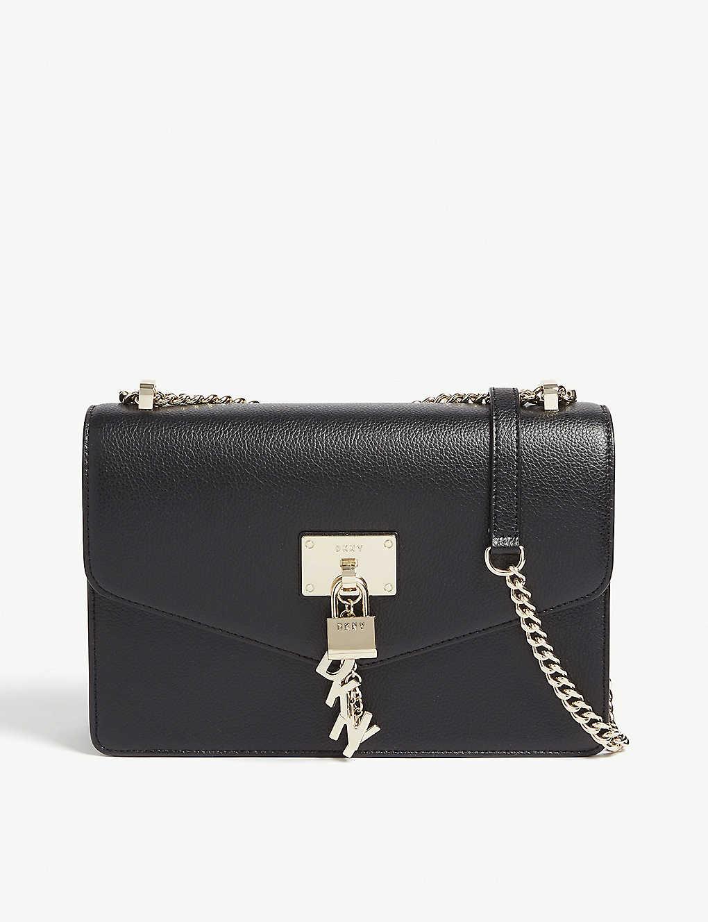 9313b09f3 DKNY - Elissa leather shoulder bag | Selfridges.com