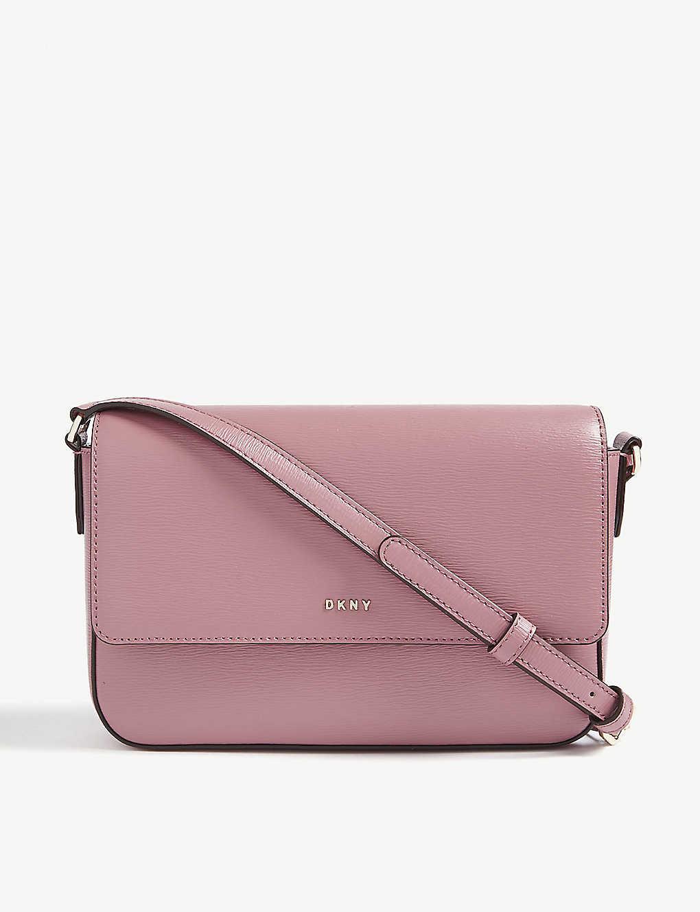 8106e636689 Bryant leather cross-body bag - Canyon rose ...