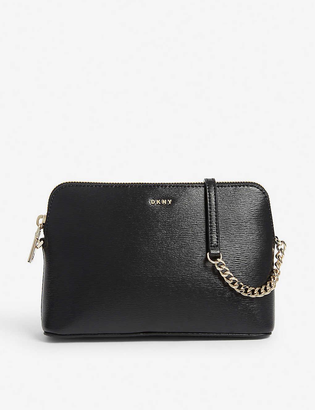 72e9d231e22 DKNY - Bryant saffiano leather cross-body bag