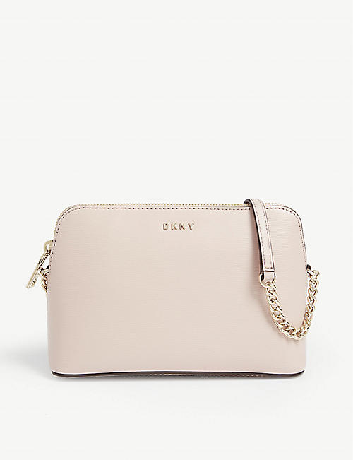 DKNY Bryant saffiano leather cross-body bag