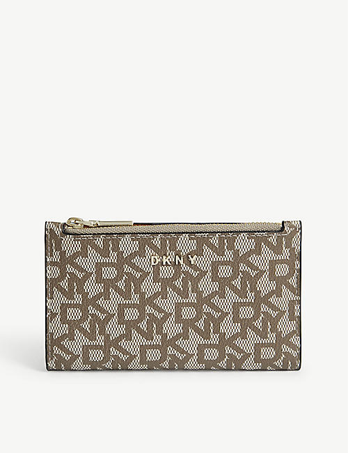 DKNY Bryant billfold card holder