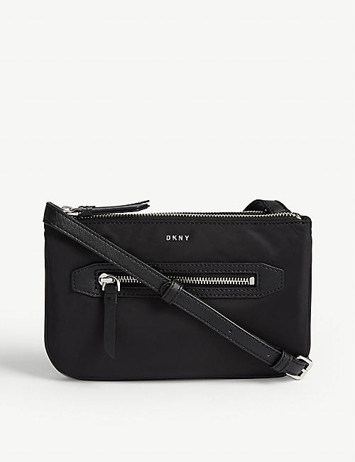 DKNY Nylon Casey cross-body bag