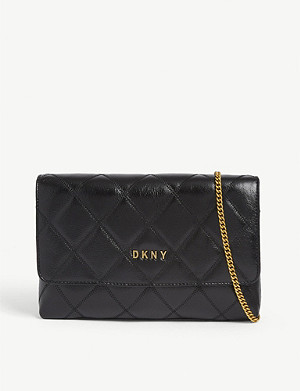 DKNY Sofia clutch bag