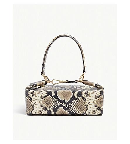 Rejina Pyo Bags Olivia croc-embossed bag