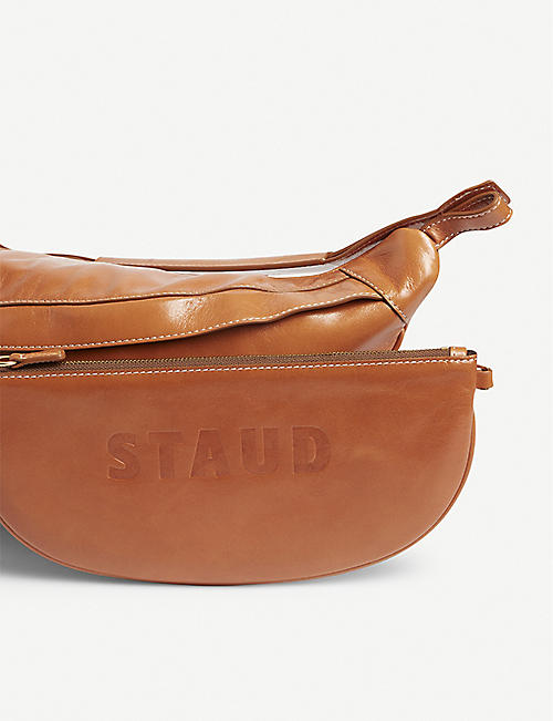 STAUD Nat sling cross-body bag