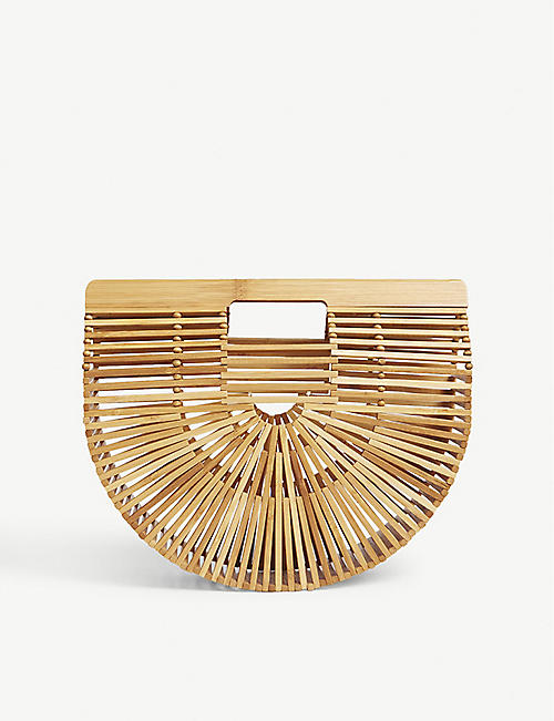 CULT GAIA Ark small bamboo bag