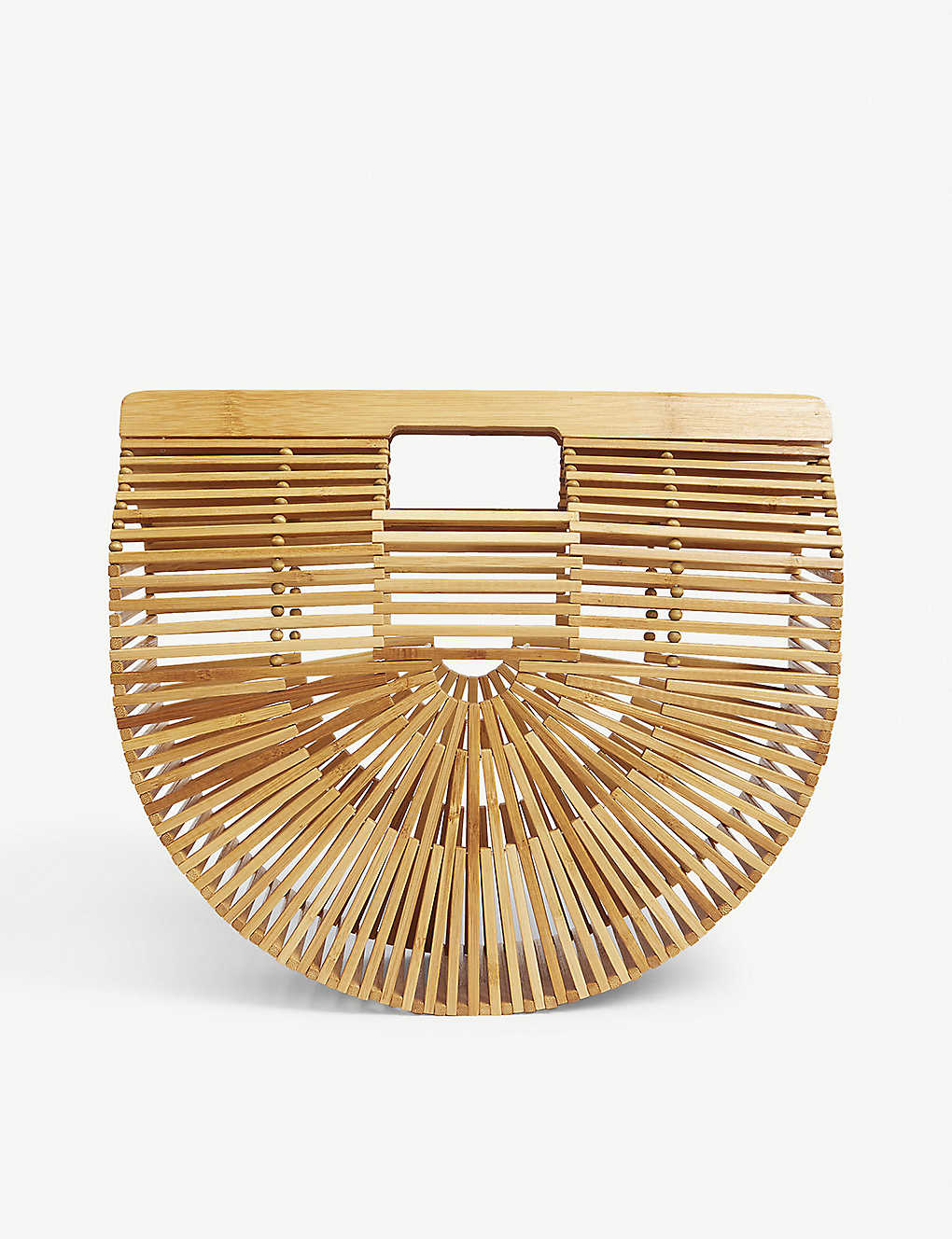 728bf398c9 CULT GAIA - Ark large bamboo bag | Selfridges.com