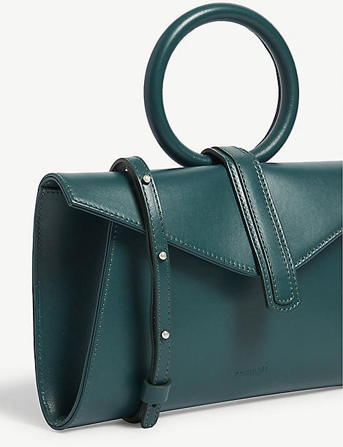COMPLET Valery mini leather satchel
