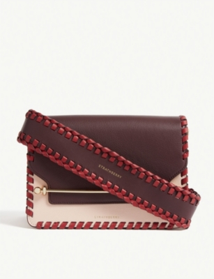 STRATHBERRY East/West cross-body bag