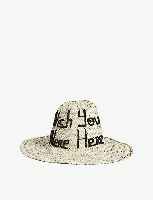 722d5dc6a6346 Hats - Accessories - Womens - Selfridges