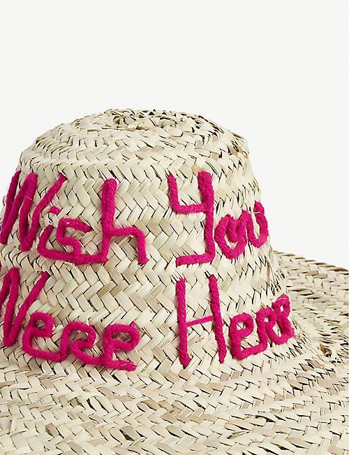996e25214eca9 Hats - Accessories - Womens - Selfridges