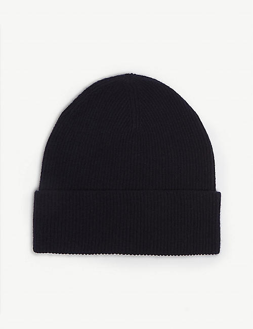 LOU DUNGATE Exeter cashmere ribbed beanie. Quick view Wish list 033f0658cf7d