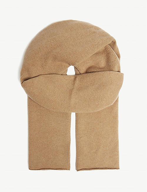 LOU DUNGATE Cashmere scarf 820e94b7b719