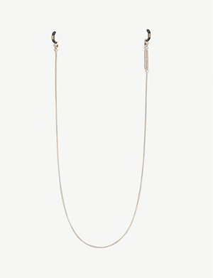 FRAME CHAIN Slinky rose-gold chain