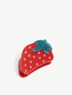 VALET Strawberry hair clip