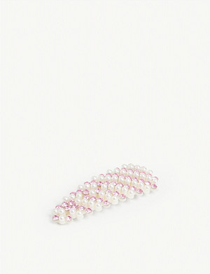 VALET Candy beaded hair clip