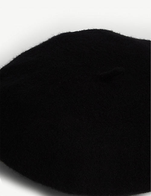 LACK OF COLOR Wool beret