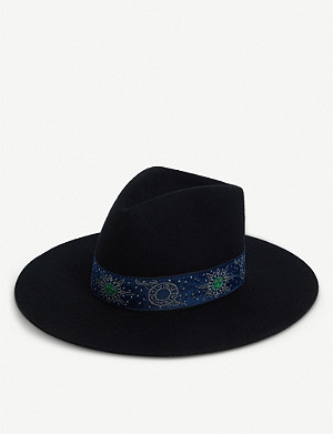 LACK OF COLOR Benson Tri wool hat