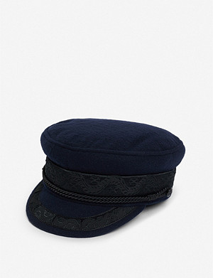 LACK OF COLOR Riviera sailor cap