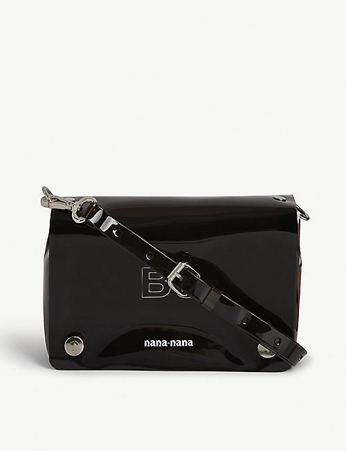 NANA-NANA B6 PVC cross-body bag