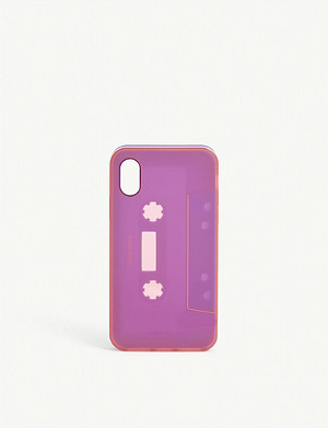 NANA-NANA Cassette tape PVC iphone x case